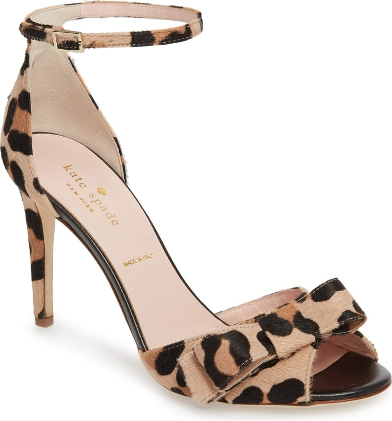 Kate Spade New York Ismay Stiletto Sandals