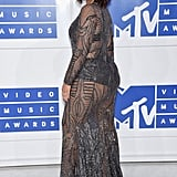 Ashley Graham at the 2016 MTV Video Music Awards