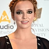 Jodie Comer at the Royal Television Society Programme Awards in 2017