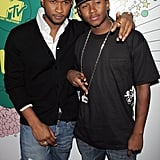 Usher Raymond and James Lackey