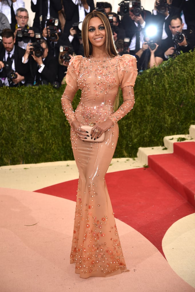 Beyonce Knowles at the 2016 Met Gala Pictures