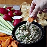 Giada De Laurentiis's Roasted Eggplant and Almond Dip
