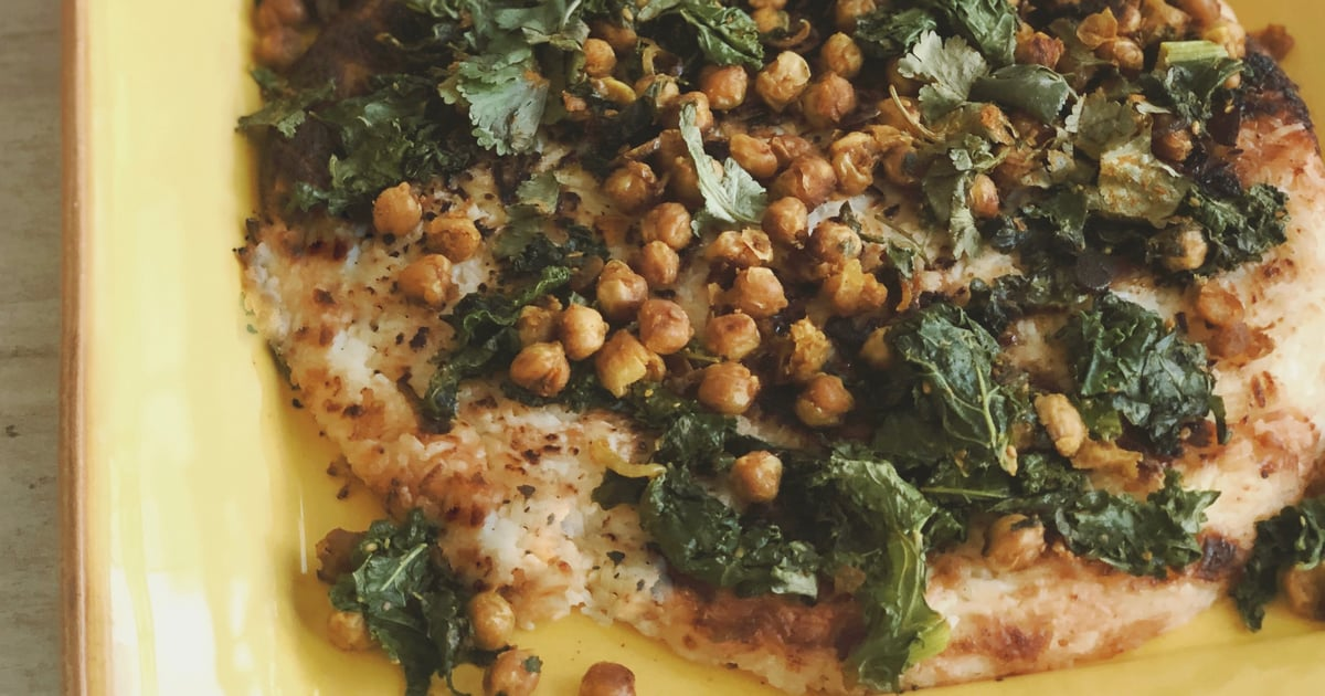 This Tahdig Recipe Gets a Cozy Fall Upgrade With Crispy Chickpeas