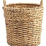 Medium Natural Twist Big Braid Basket