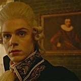 "Peters as ""Edward Mott"" aka Rory Monahan in Roanoke"