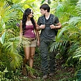 Vanessa Hudgens and Josh Hutcherson, Journey 2: The Mysterious Island