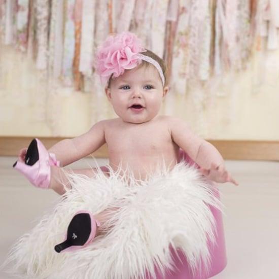 Pee Wee Pumps Heels For Babies