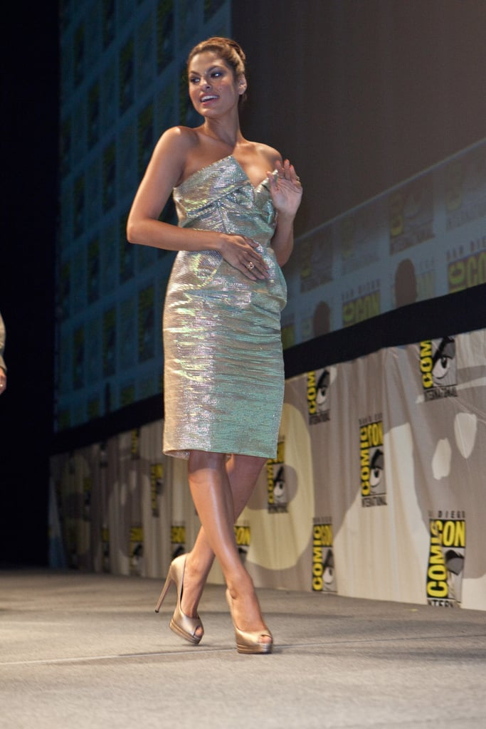 Celebrities at 2010 Comic-Con
