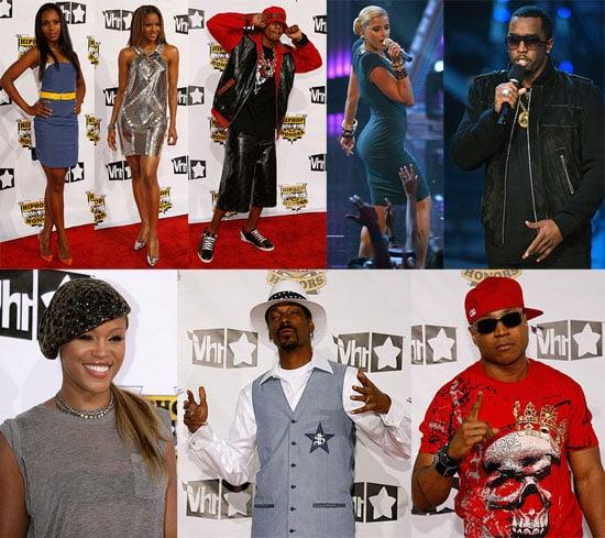 Missy, Snoop & Tribe Enjoy VH1 Hip Hop Honors