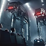 Are There Any Special Features on the Rise of the Resistance Ride?