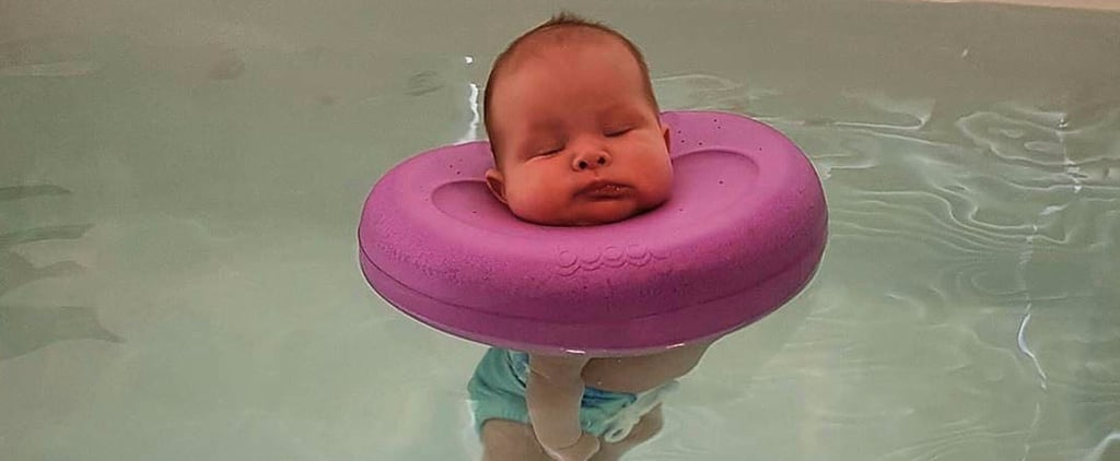 """Babies Are Living Their Best Lives Thanks to """"Float"""" Spa Treatments"""