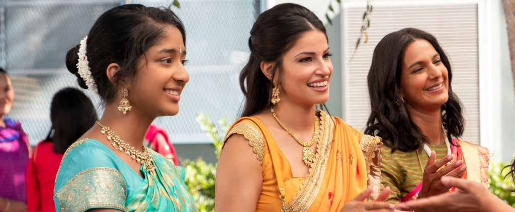 An Indian Fashion Editor on Devi's Sari in Never Have I Ever