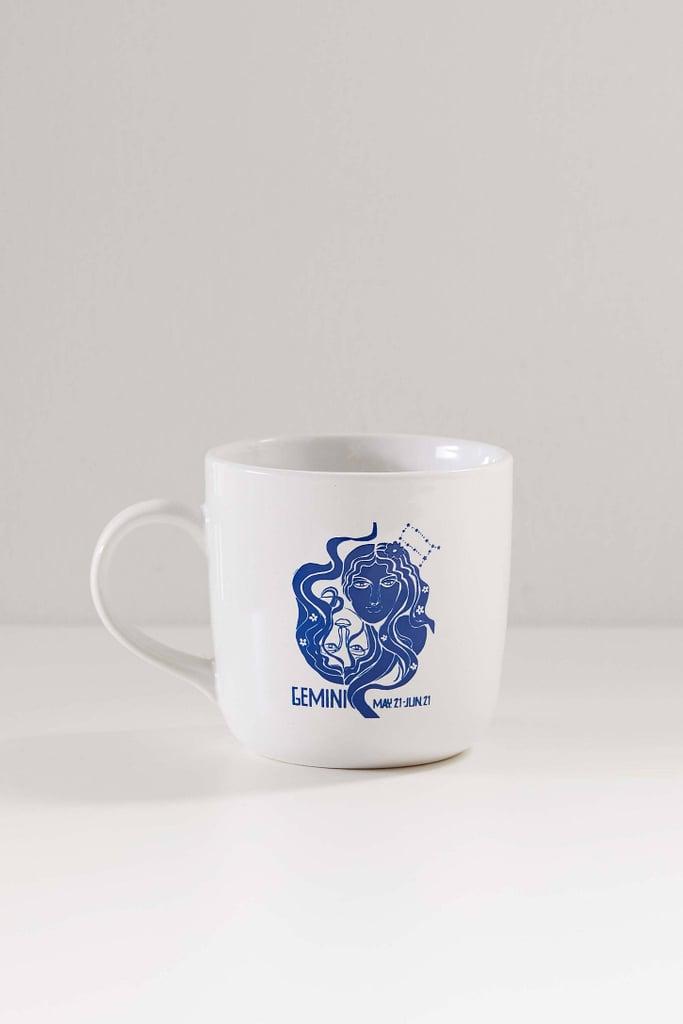 Blue Zodiac Mug