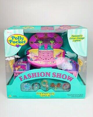 Polly Pocket 1995 Fantastic Light Fashion Show