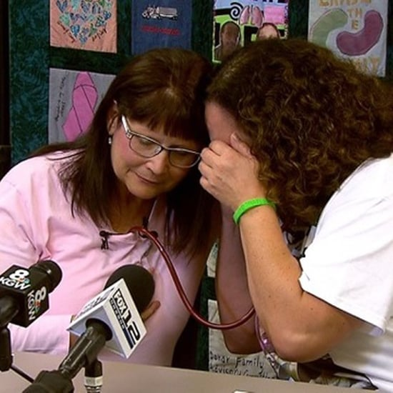 Mom Hears Late Daughter's Heart Beating in Donee's Chest