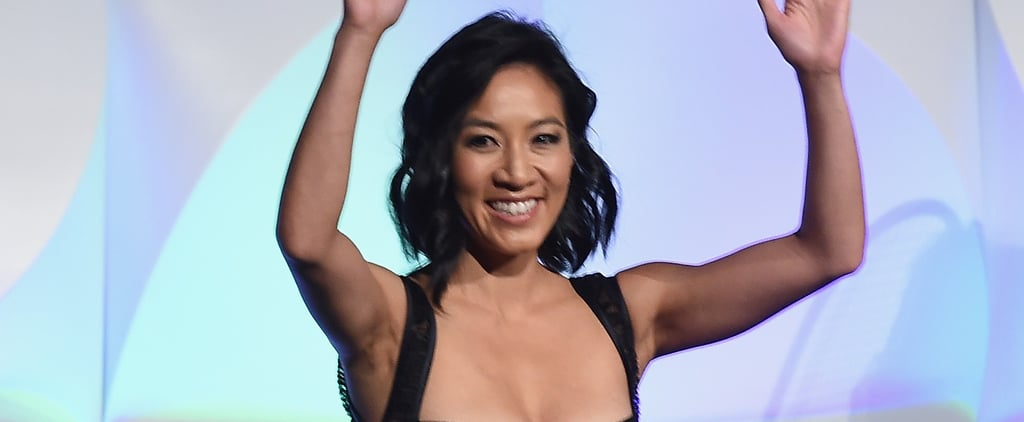 The Workout That Keeps Olympic Figure Skater Michelle Kwan Fit and Happy