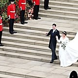 Princess Eugenie's Wedding Bouquet Meaning