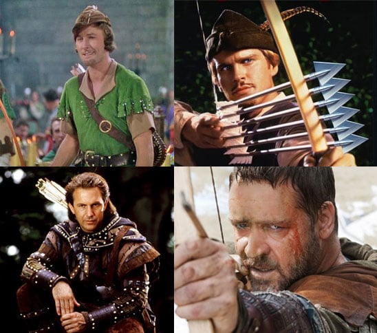 Sugar Shout Out: Who's the Hottest Robin Hood?