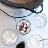 Hot Chocolate Cocktail