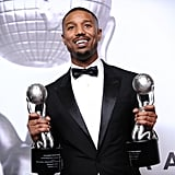 Michael B. Jordan Wins 2 Image Awards, as Well as Our Hearts