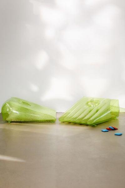 Inflatable Glitter Bean Bag Toss Game