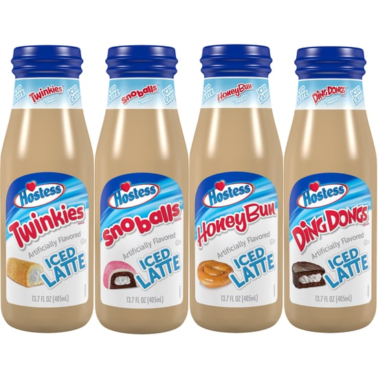 Hostess's Iced Lattes Taste Like Twinkies and Honey Buns