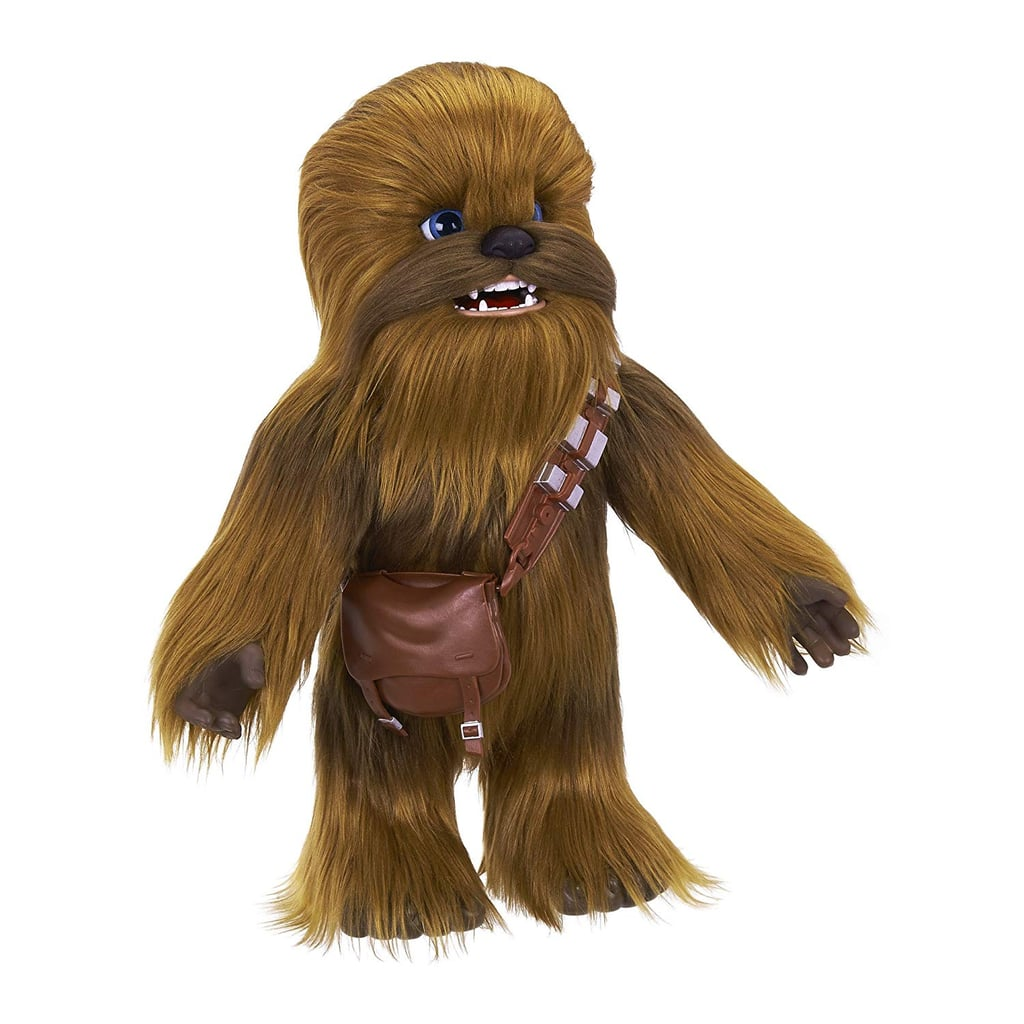 Star Wars FurReal Ultimate Co-Pilot Chewie Interactive Plush