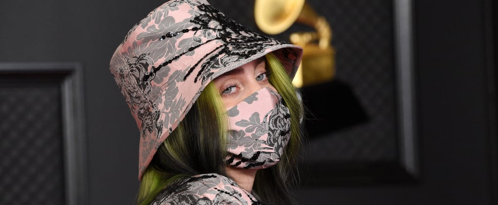 Grammys 2021: Stars Who Matched Face Masks to Their Outfits