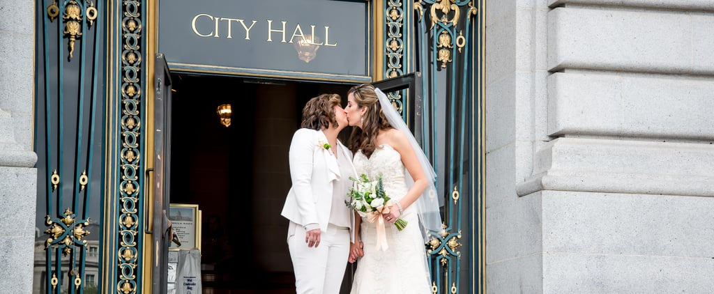 Same-Sex San Francisco City Hall Wedding
