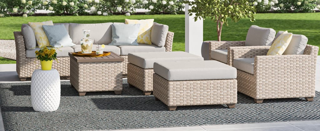 Most Comfortable Outdoor Furniture From Wayfair