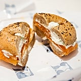 New York City Bagel With Lox