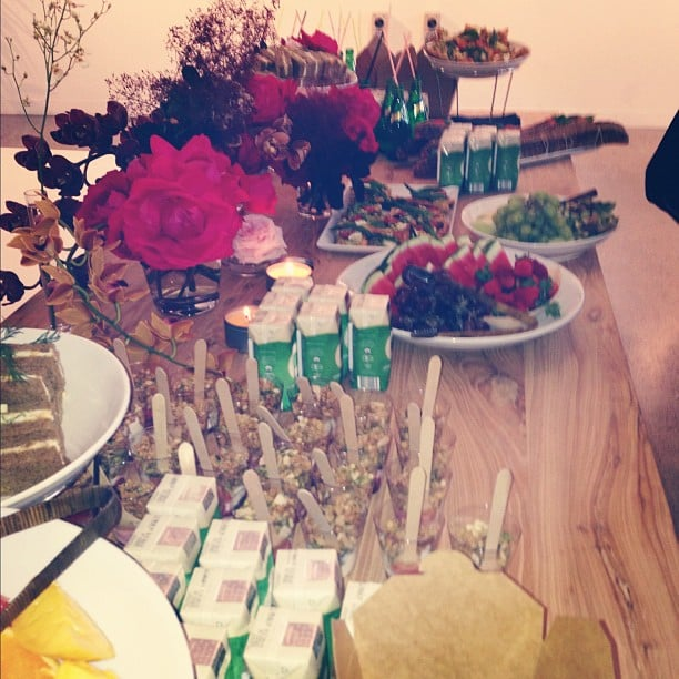 Breakfast at Maurie & Eve looks almost as good as their new collection!