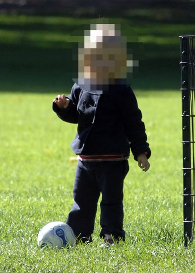 Celebrity Kids and Sports