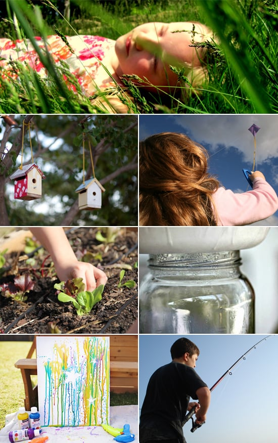 50 Things to Do With Your Kids This Spring