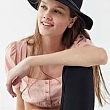 Urban Outfitters Anna Felt Panama Hat