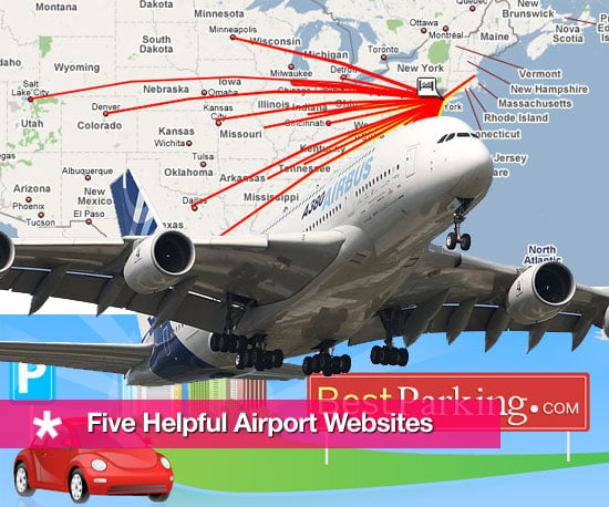 5 Helpful Airport and Travel Websites