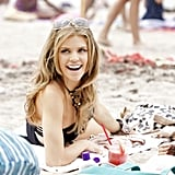 AnnaLynne McCord as Naomi on 90210.  Photo courtesy of The CW