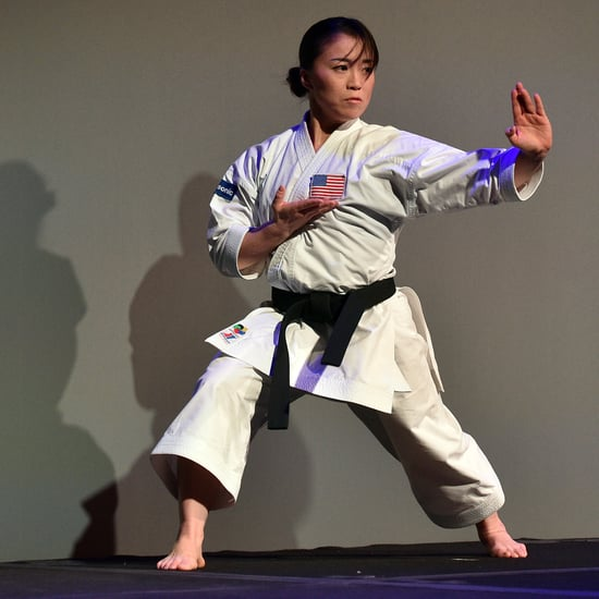 Karate Master Sakura Kokumai Qualifies For the 2020 Olympics