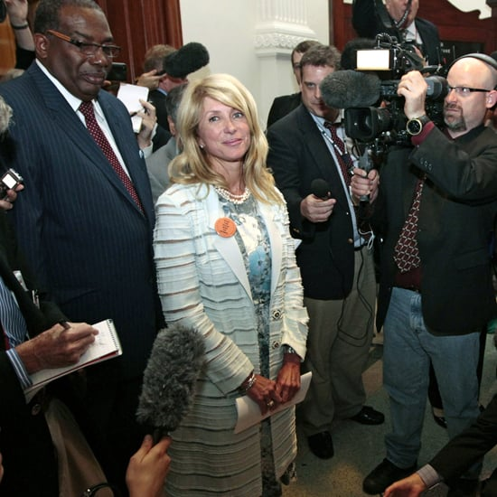 Senator Wendy Davis's Filibuster | Video