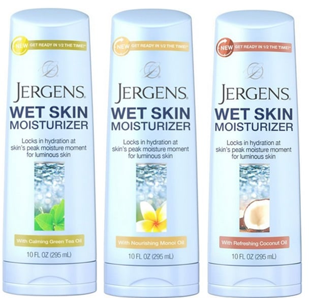 Jergens Wet Skin In-Shower Moisturizer