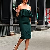 Chrissy Teigen Out in NYC Photos May 2016