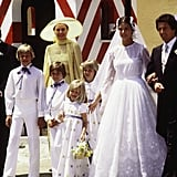 Princess Caroline of Monaco, 1978
