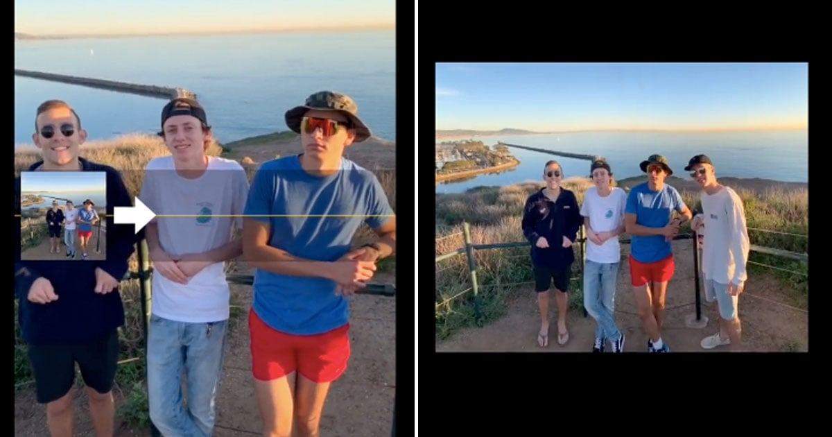 This Genius Hack Lets You Capture Everyone in a Group Photo, No Self-Timer Needed