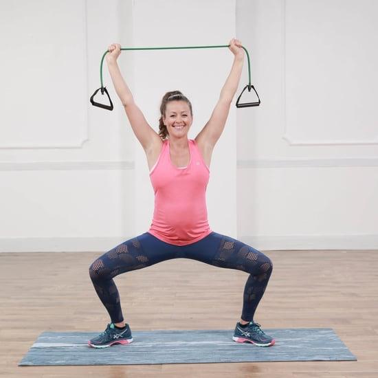 Anna Renderer Shares Exercises For Pregnant Women