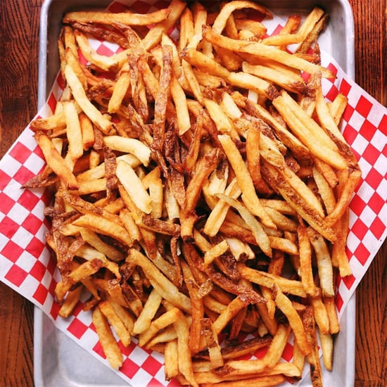 French Fries on Instagram