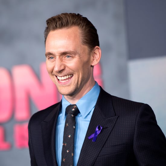 Tom Hiddleston at LA Premiere of Kong: Skull Island