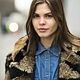 The lob is hotter than hot as of late, and model Jordan Cohayney shows us why. Source: Le 21ème   Adam Katz Sinding