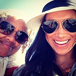 Meghan Markle and Her Mum's Cutest Pictures