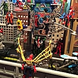 Spiderman Play Sets
