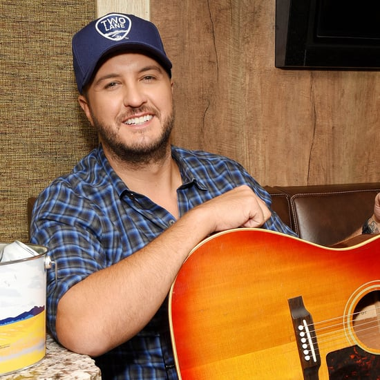 Luke Bryan on Balancing Work and Fatherhood